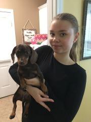 Kind hat Angst vor Hunden