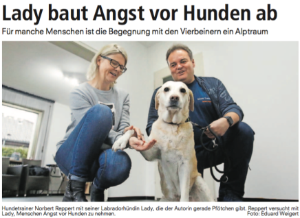 Therapiehund Nürnberg